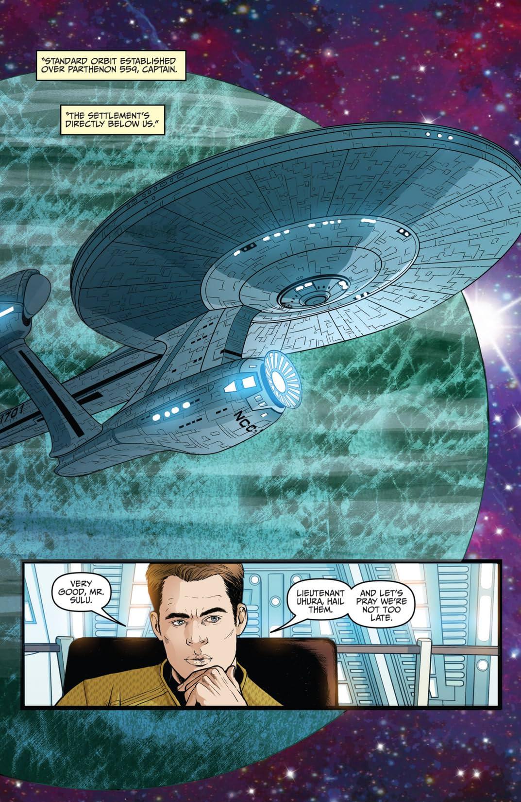 Star Trek (2011-2016) #24