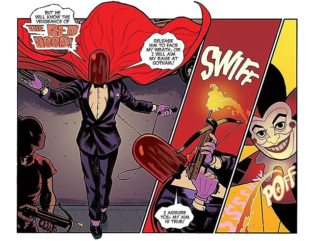 click for super-sized previews of Batman '66 #7