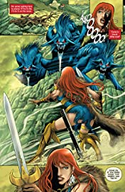 Red Sonja: Unchained #4 (of 4)