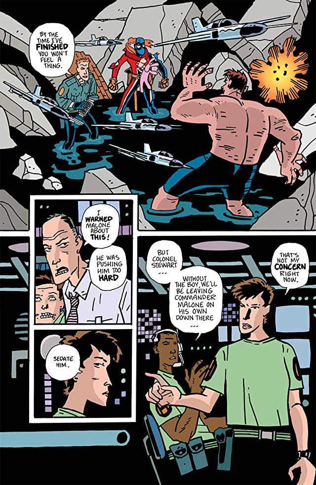 click for super-sized previews of Jack Staff #5
