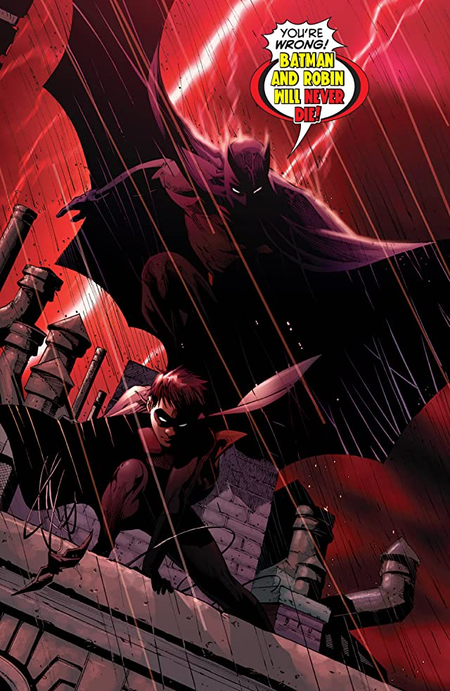 click for super-sized previews of Batman (1940-2011) #676