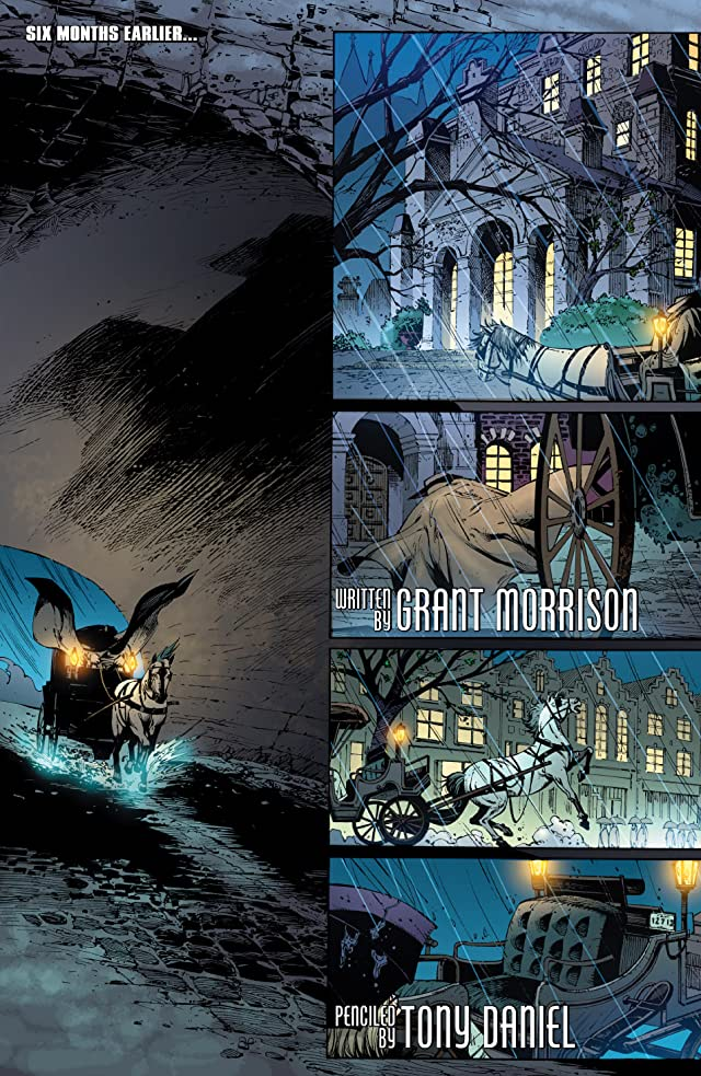 click for super-sized previews of Batman (1940-2011) #676