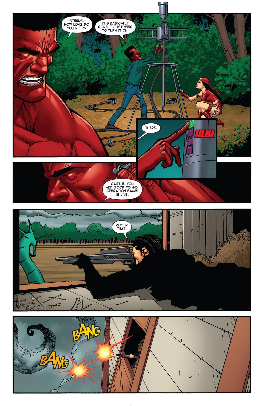 Thunderbolts (2012-2014) #14