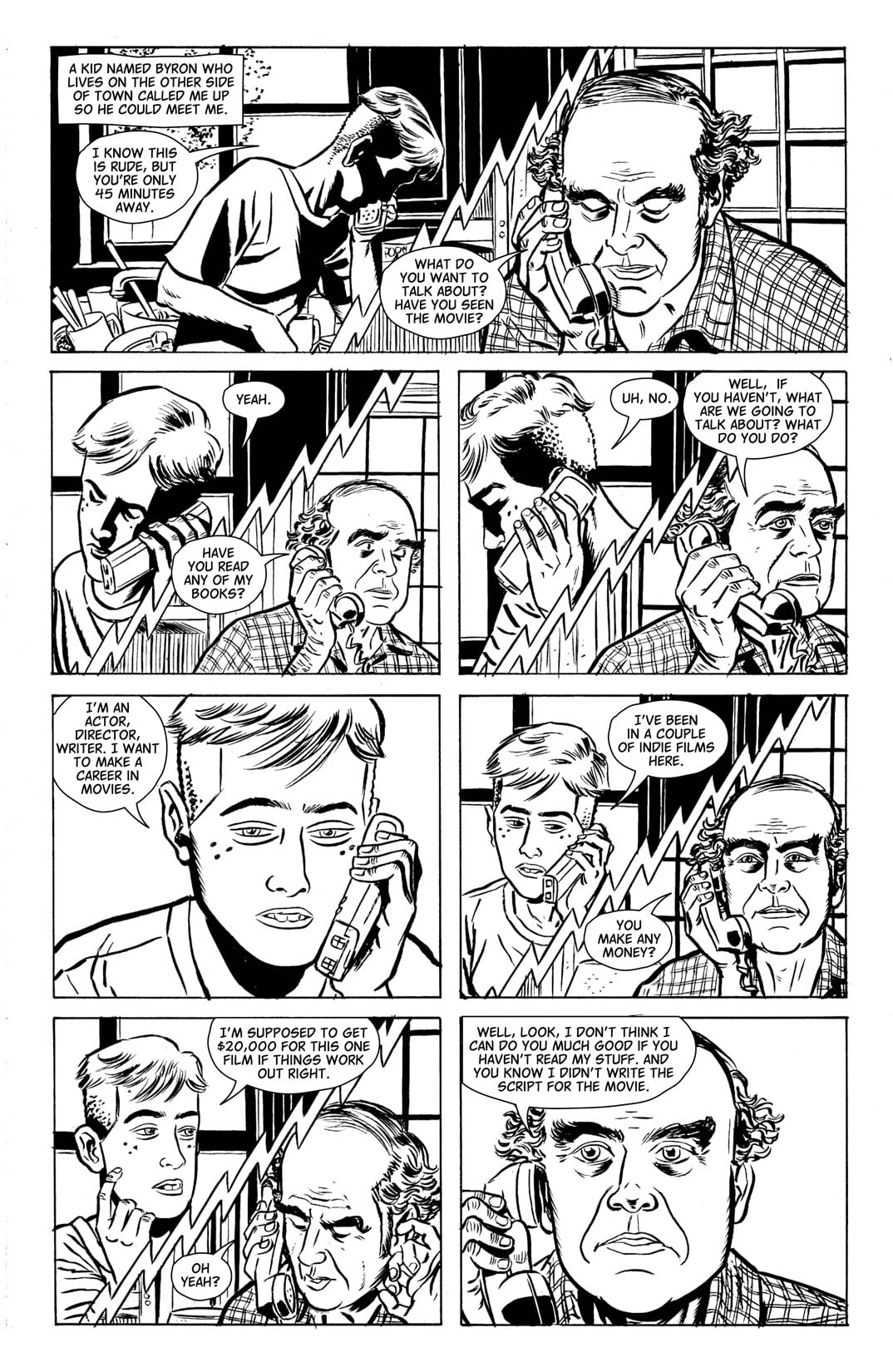 American Splendor: Season Two #1 (of 4)