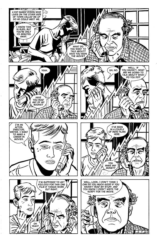 click for super-sized previews of American Splendor: Season Two #1 (of 4)