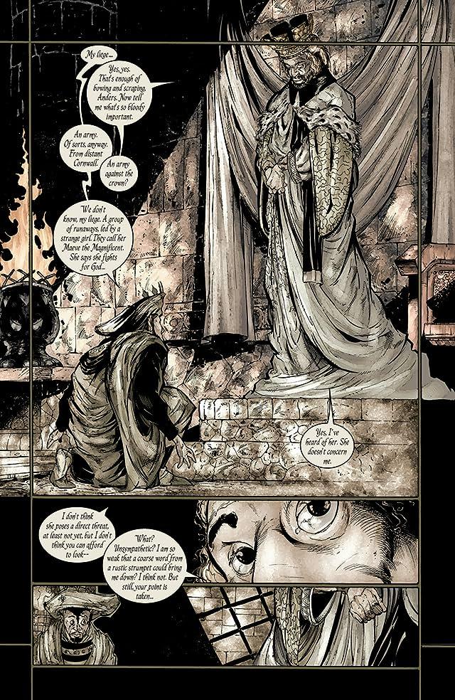 Spawn: The Dark Ages #12