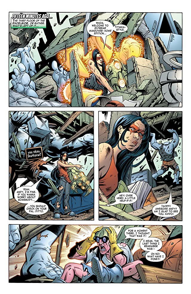 click for super-sized previews of She-Hulk (2004-2005) #12