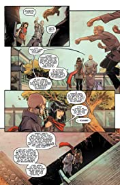 Teenage Mutant Ninja Turtles: Villains Micro-Series #5: Karai