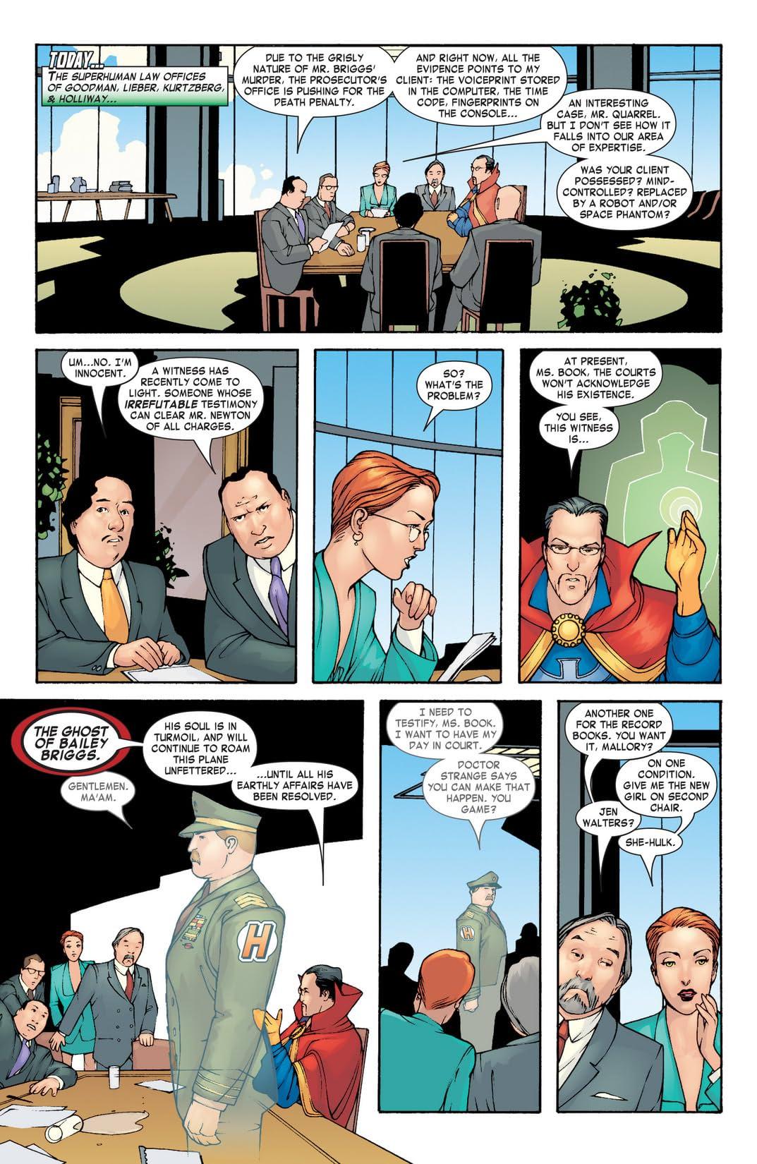 She-Hulk (2004-2005) #3