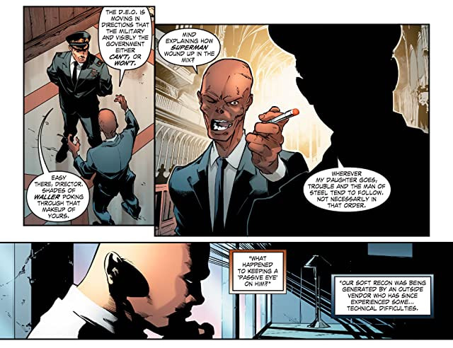 click for super-sized previews of Smallville: Season 11 #60