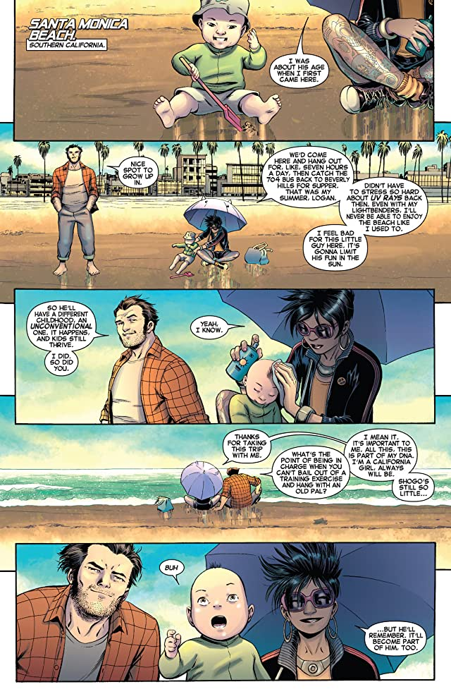 click for super-sized previews of X-Men (2013-) #4