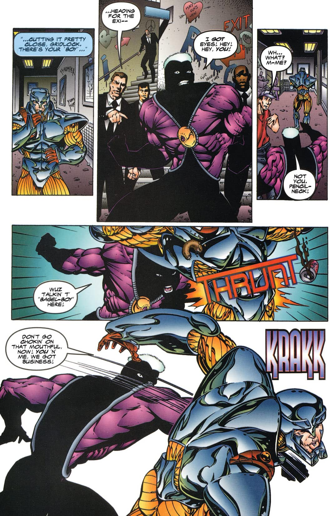 X-O Manowar (1992-1996) #59