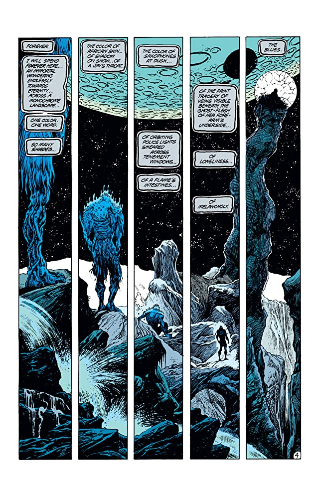 click for super-sized previews of Swamp Thing (1982-1996) #56