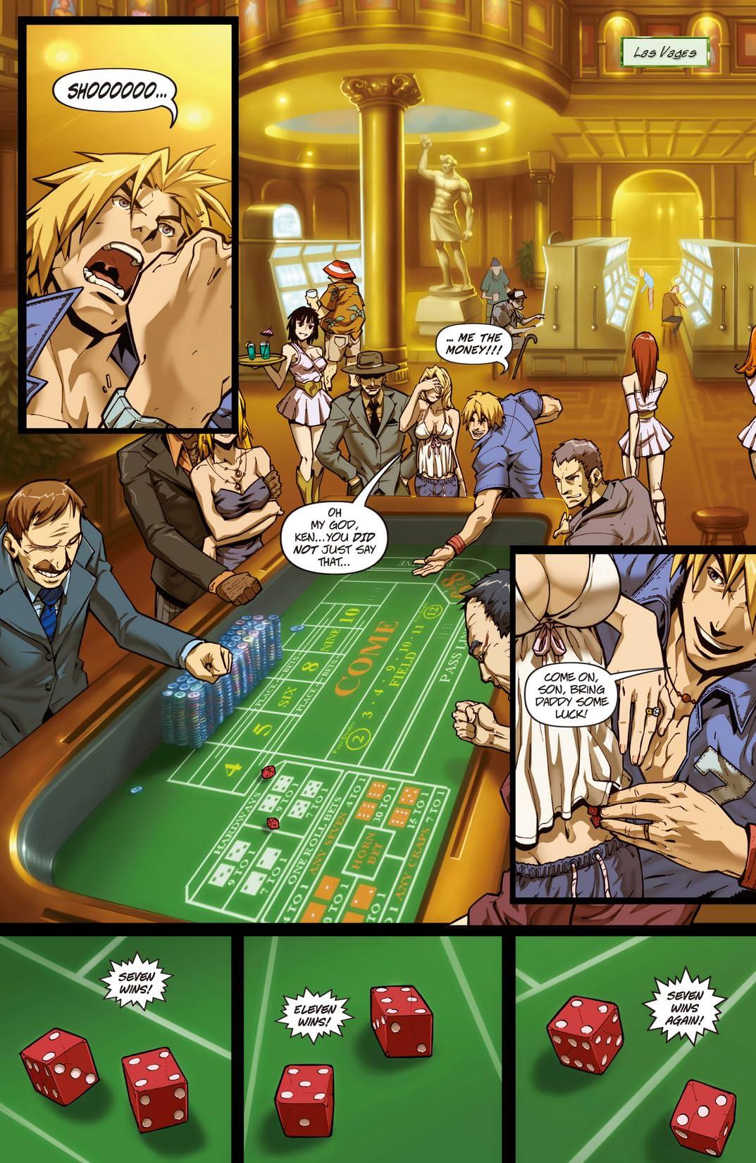 Street Fighter #13