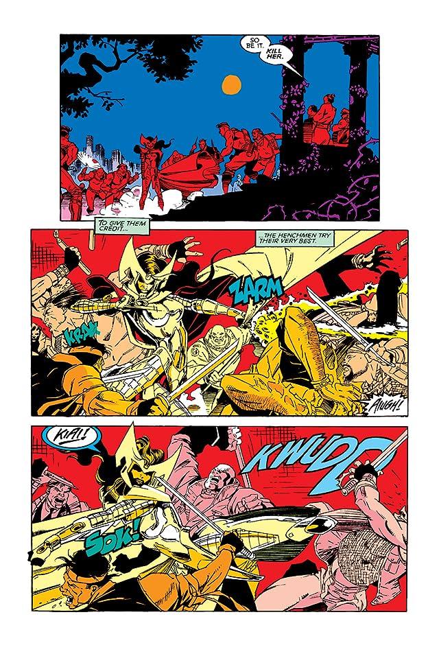 Uncanny X-Men (1963-2011) #257