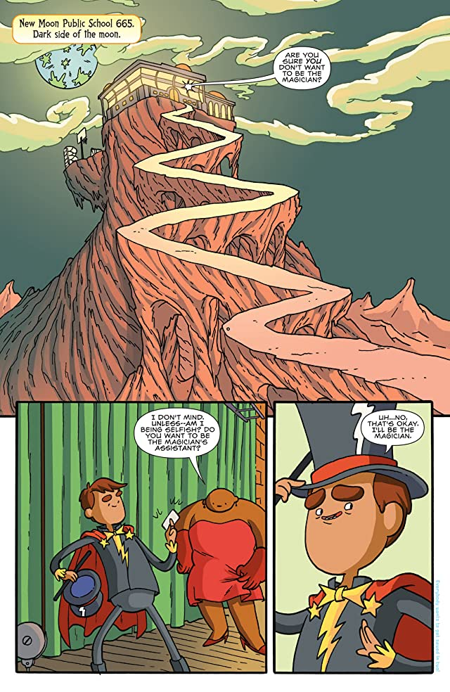 click for super-sized previews of Bravest Warriors #11