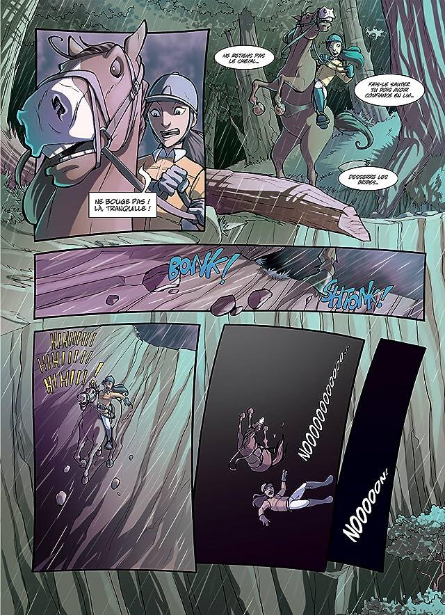 click for super-sized previews of Galope comme le vent Vol. 1: Un cheval pour Maëlys