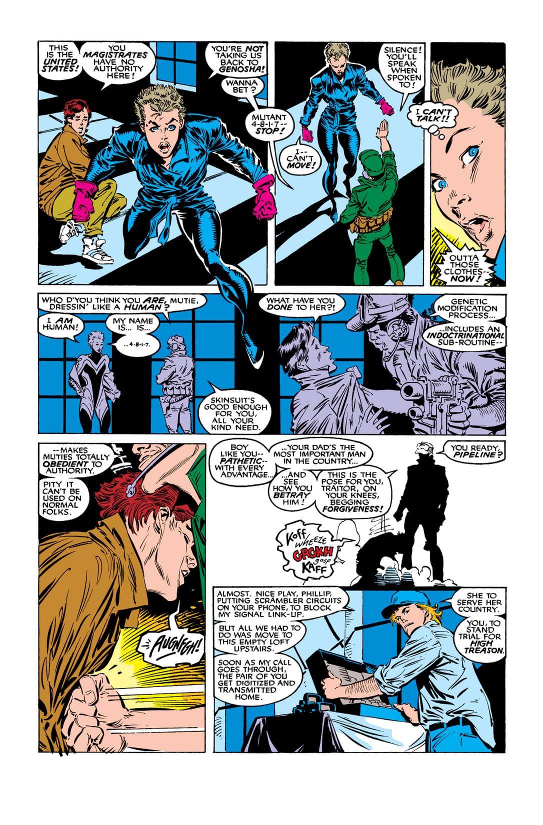Uncanny X-Men (1963-2011) #259