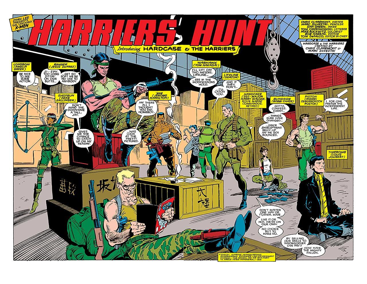 Uncanny X-Men (1963-2011) #261