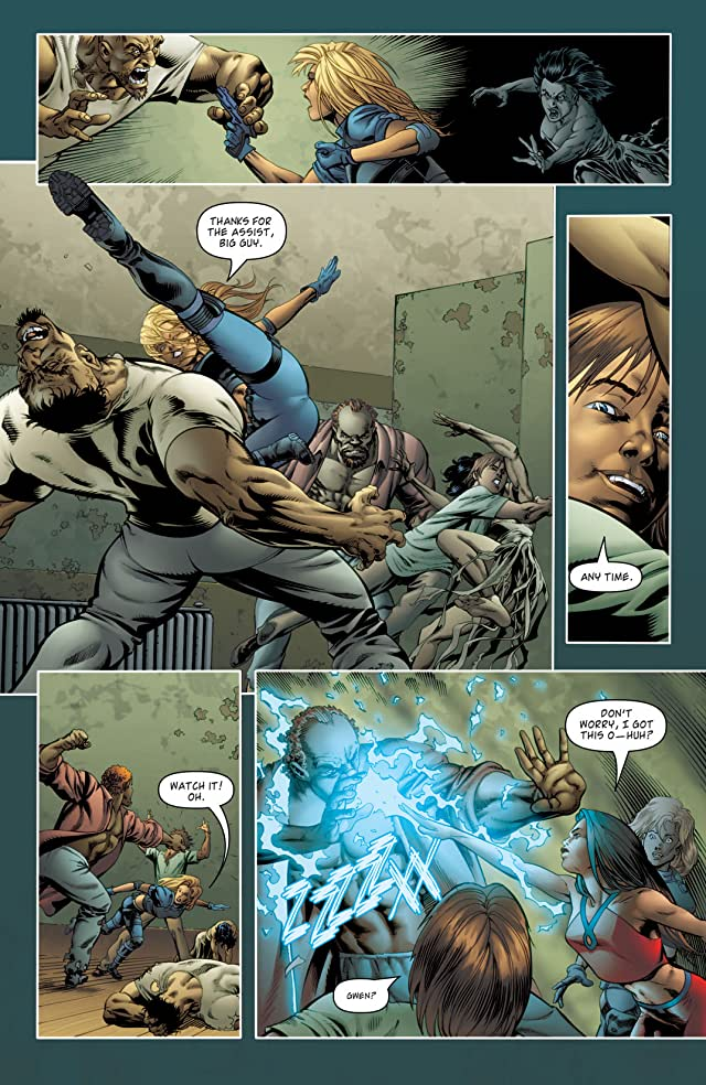 click for super-sized previews of Angel: After the Fall #19