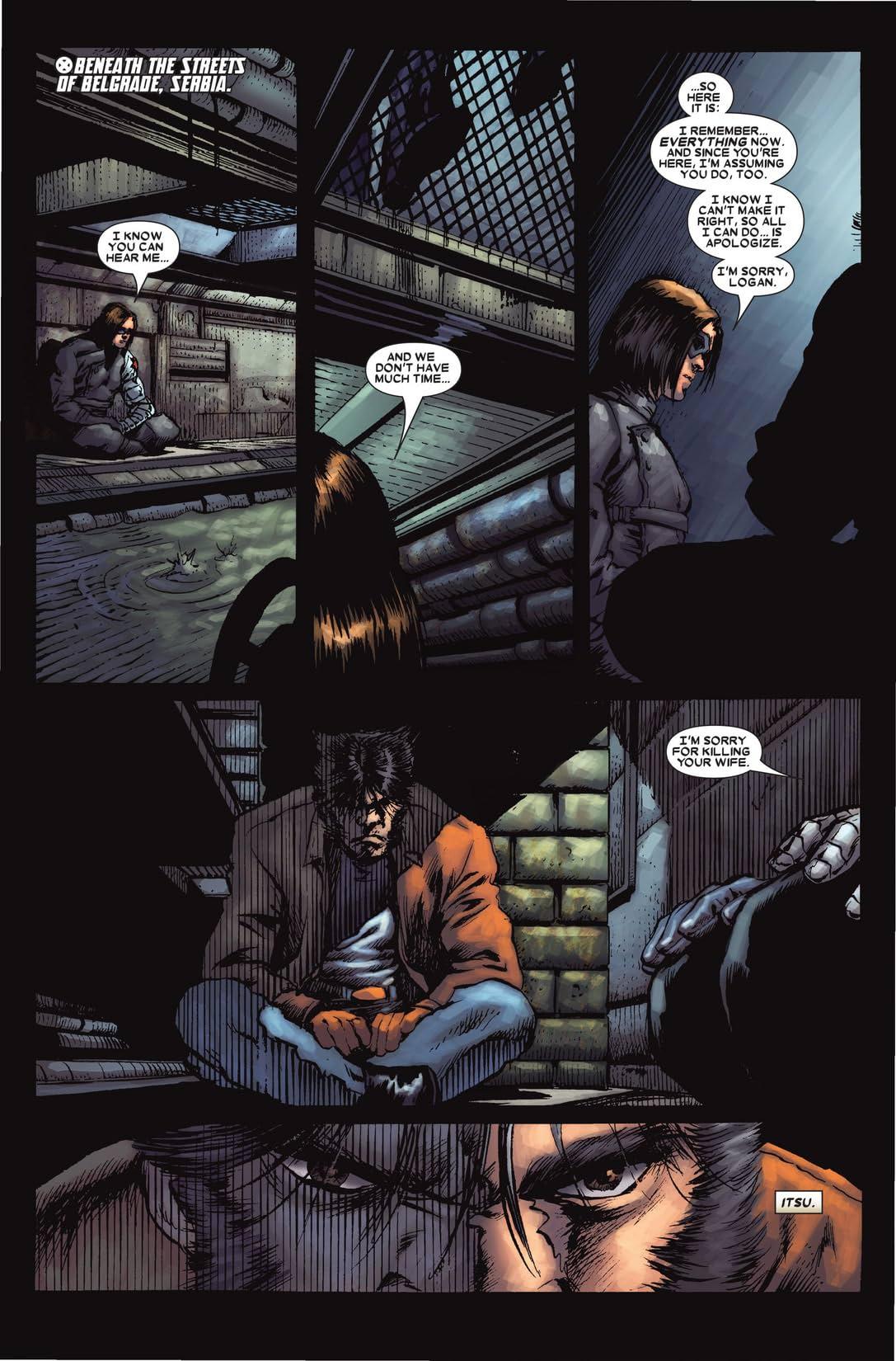 Wolverine (2003-2009) #40