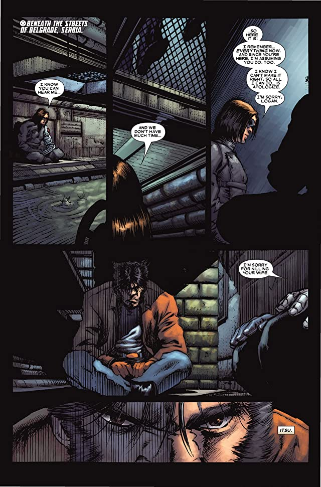 click for super-sized previews of Wolverine (2003-2009) #40