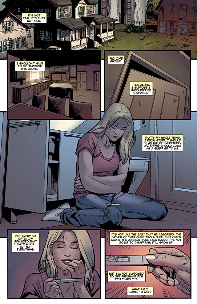 click for super-sized previews of X-Factor (2005-2013) #262