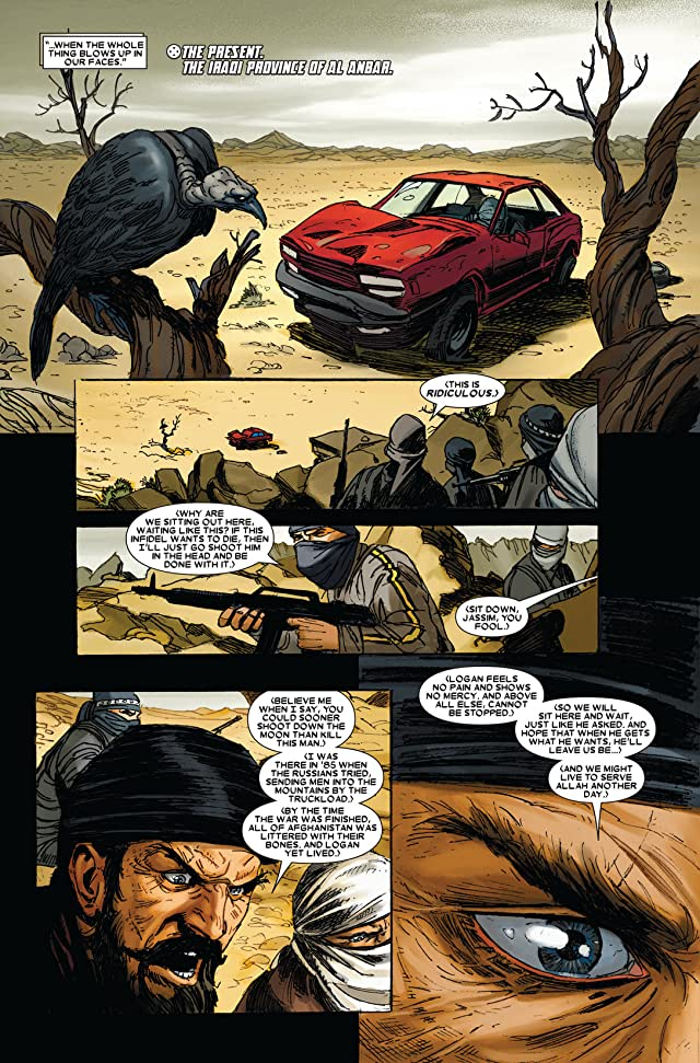 click for super-sized previews of Wolverine (2003-2009) #64