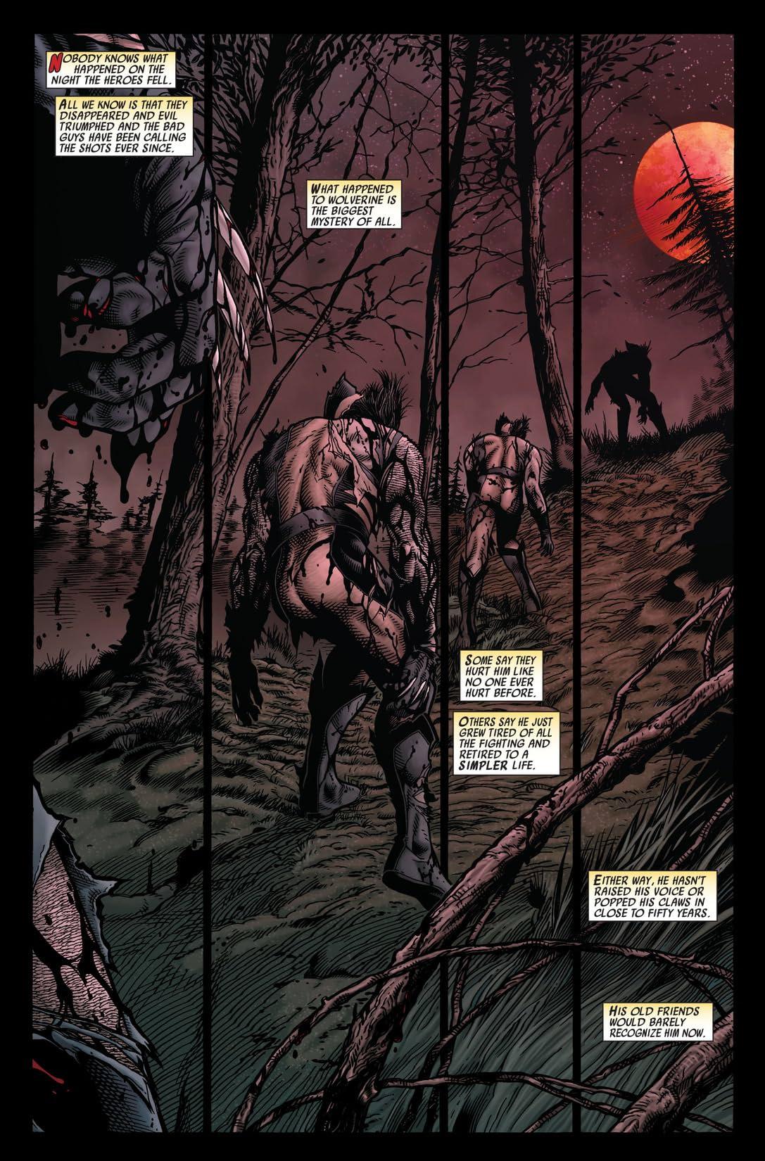 Wolverine (2003-2009) #66