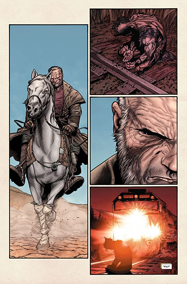 click for super-sized previews of Wolverine (2003-2009) #66