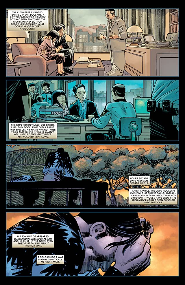 click for super-sized previews of Wolverine (2003-2009) #20