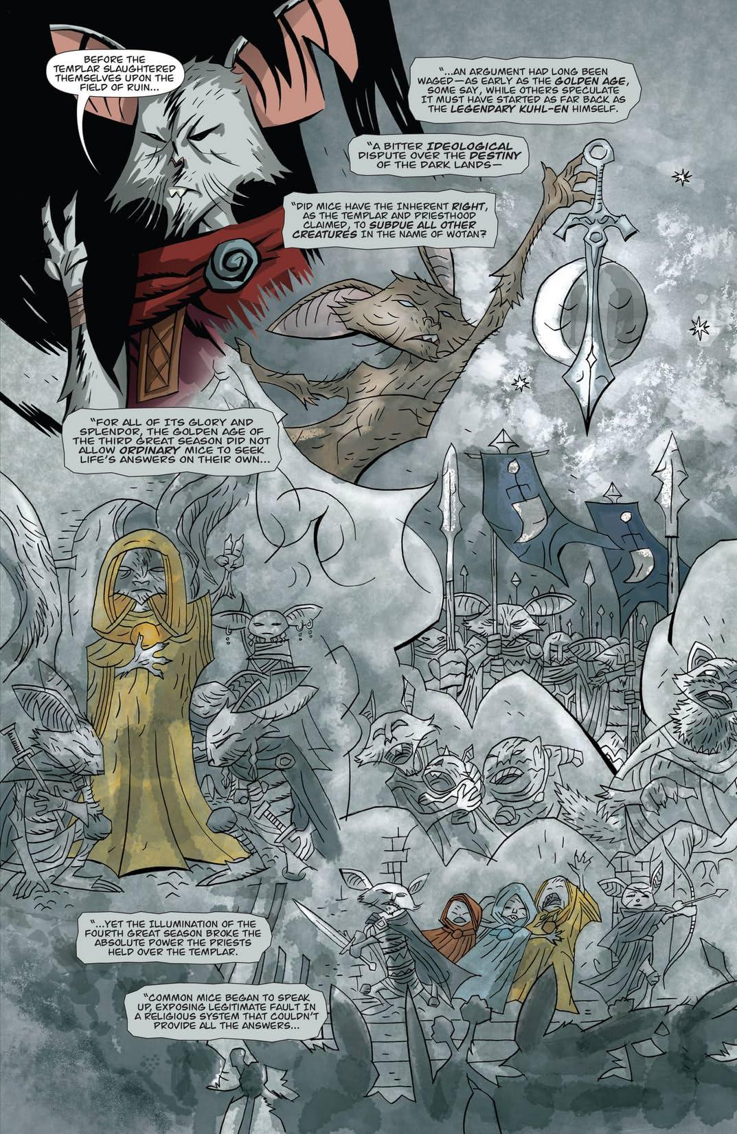The Mice Templar Vol. 4: Legend #6