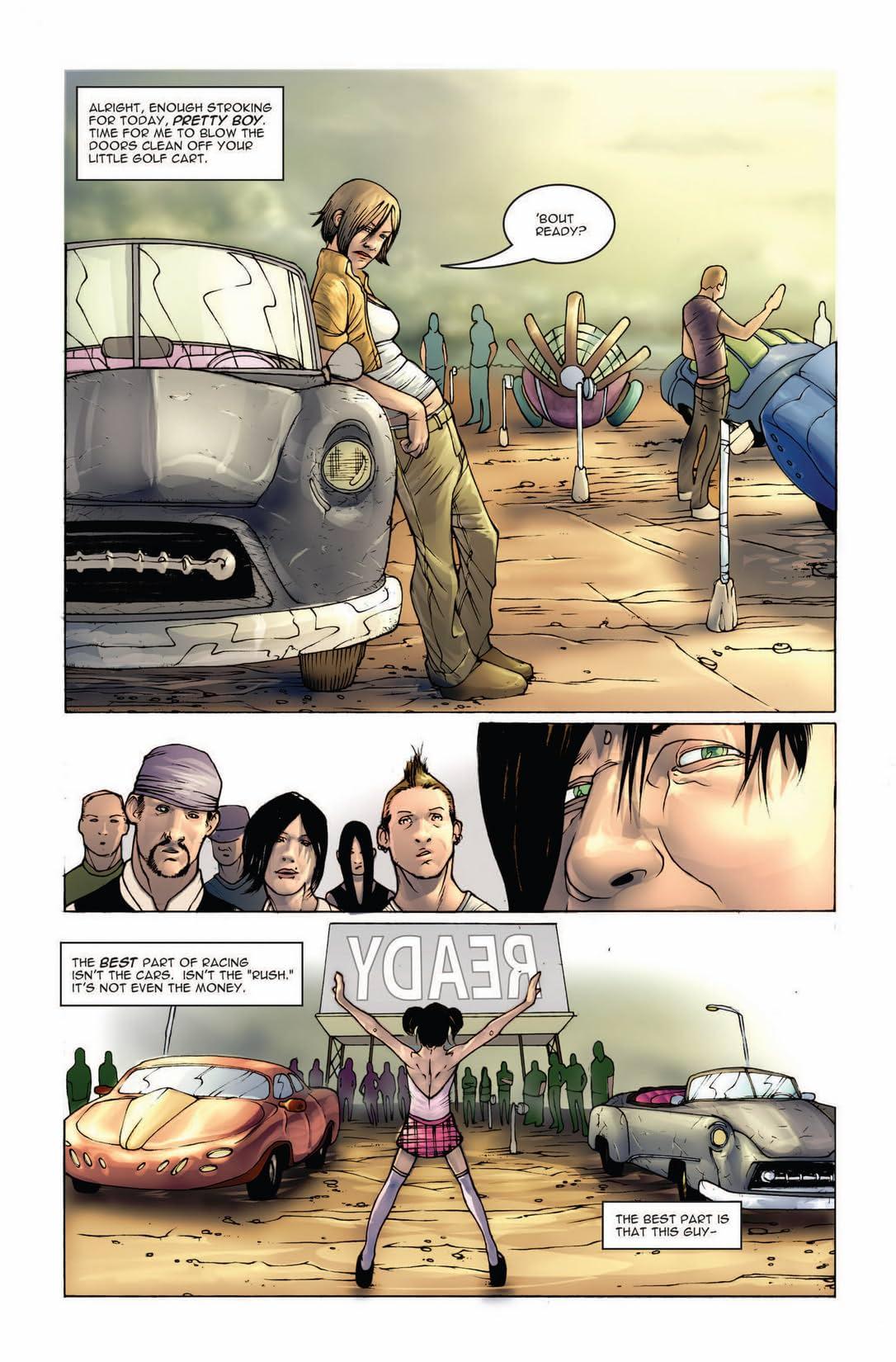 Gearhead #1