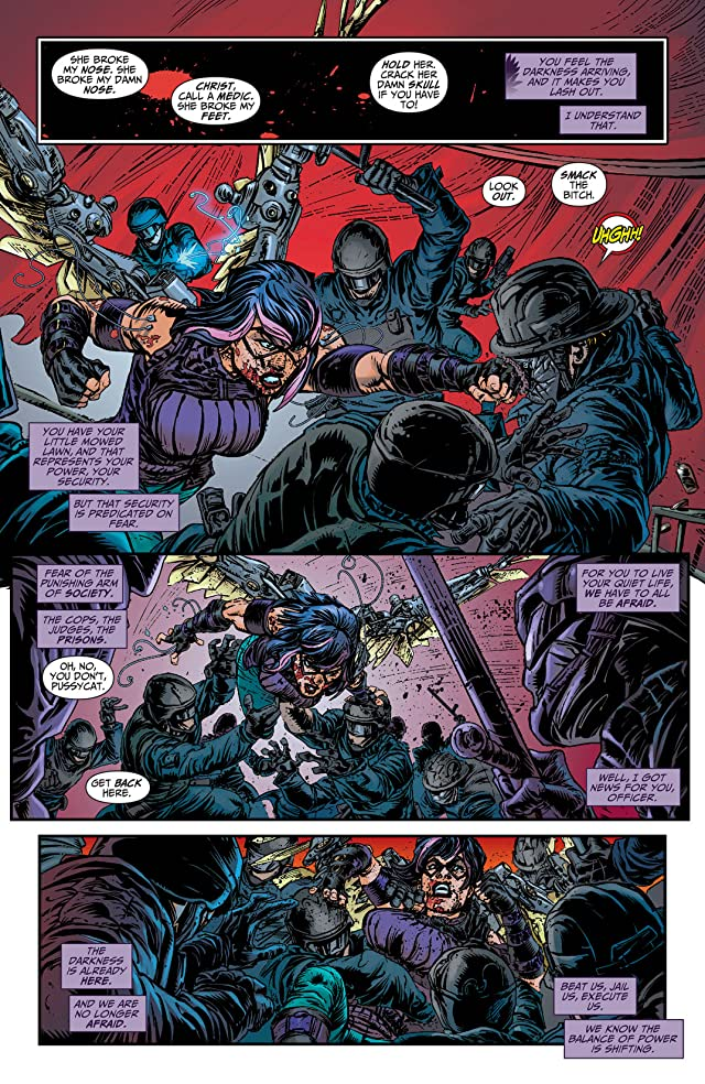 click for super-sized previews of The Movement #3