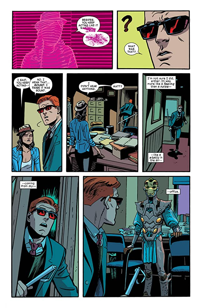 click for super-sized previews of Daredevil (2011-2014) #30