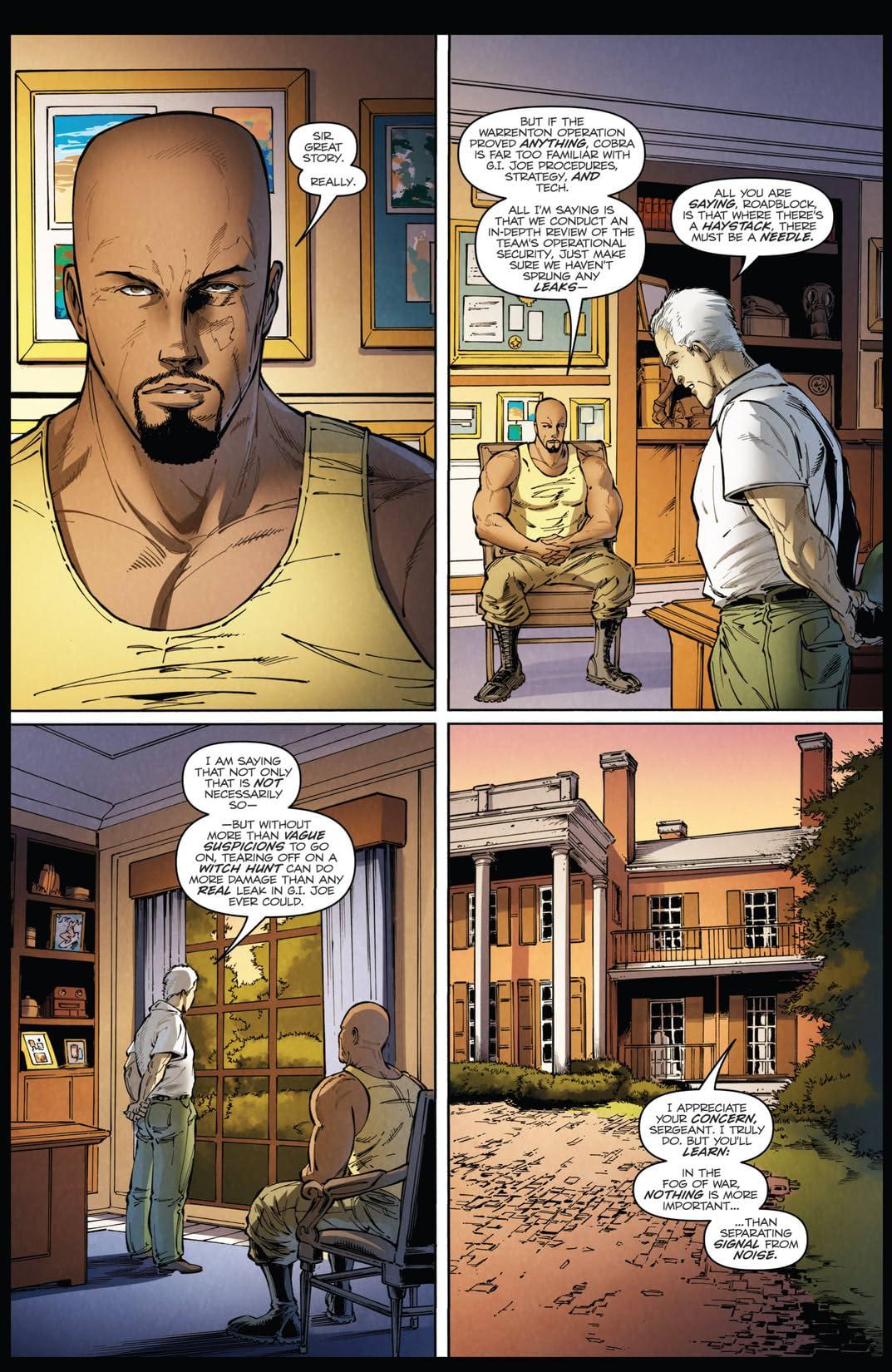 G.I. Joe (2013-2014) #7