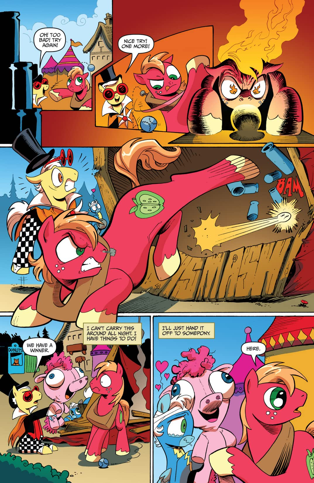 My Little Pony: Friendship Is Magic #10