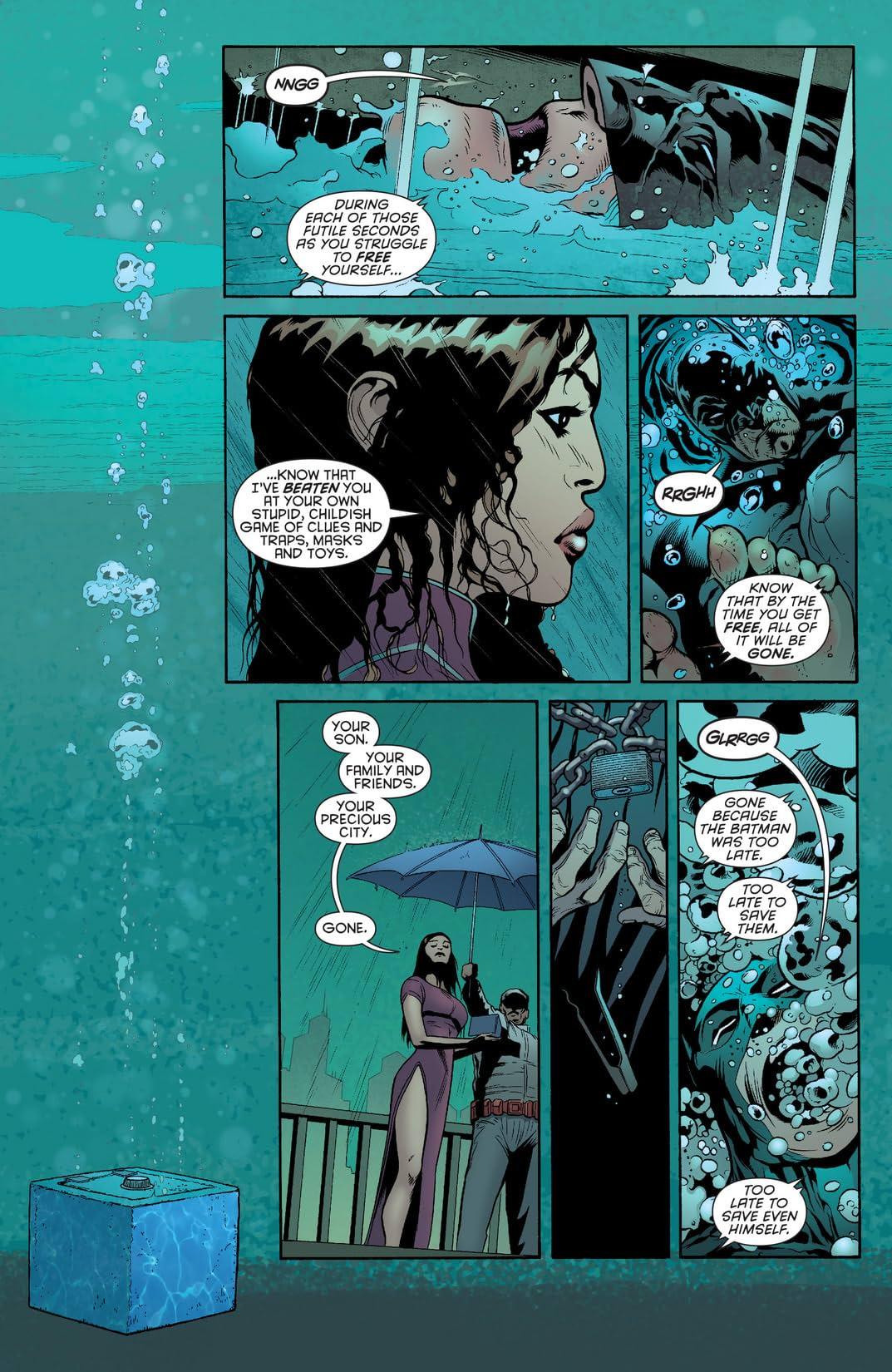 Batman and Robin (2011-2015) #23: Nightwing