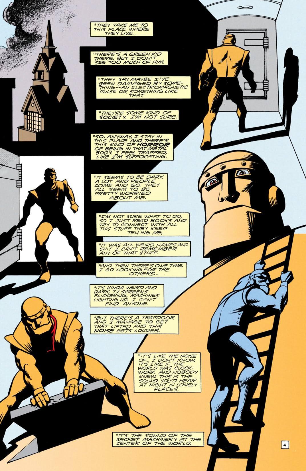 Doom Patrol (1987-1995) #58