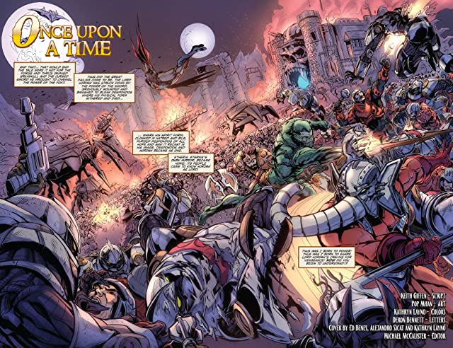 He-Man and the Masters of the Universe (2013-) #5