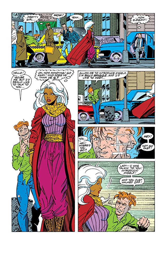click for super-sized previews of Classic X-Men (1986-1990) #39