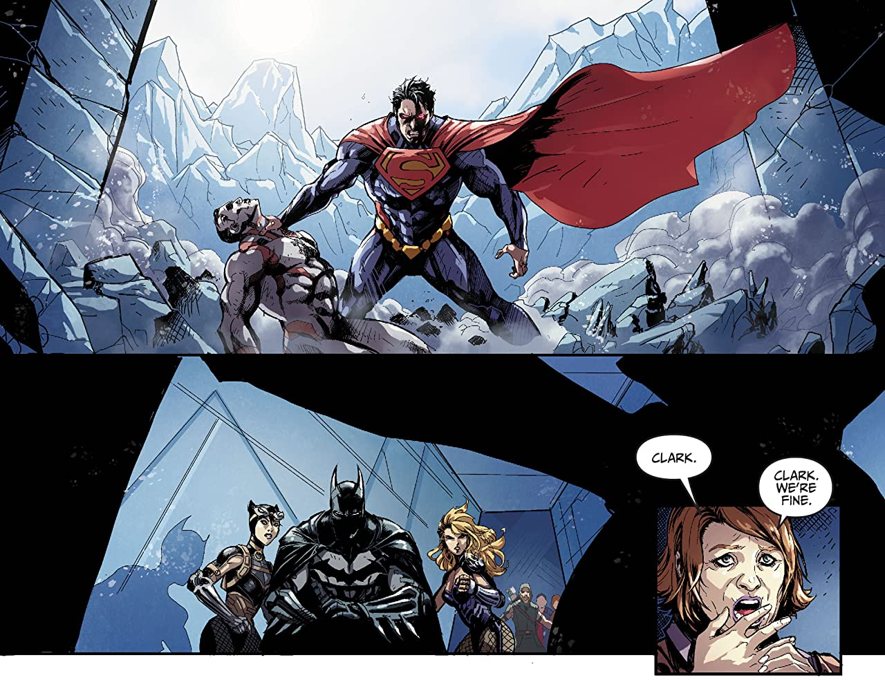 Injustice: Gods Among Us (2013) #32