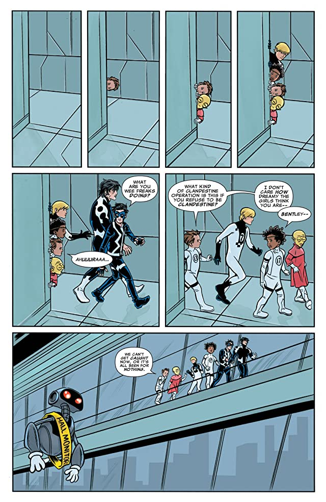 click for super-sized previews of FF (2012-2014) #11