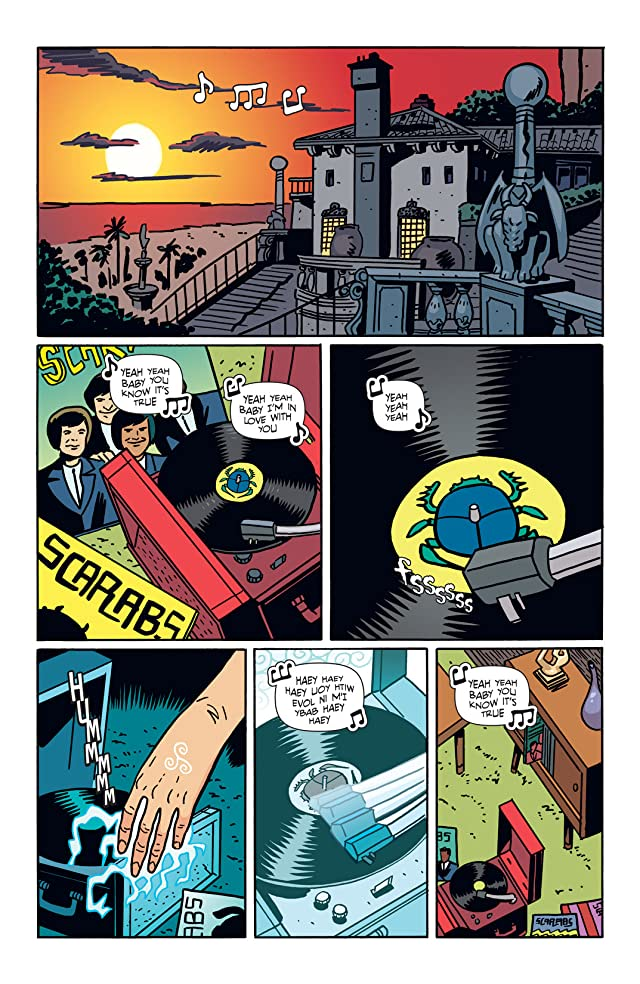 The Mysterious Strangers #3