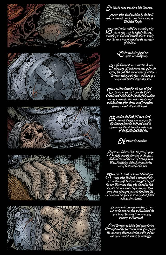 click for super-sized previews of Spawn: The Dark Ages #15