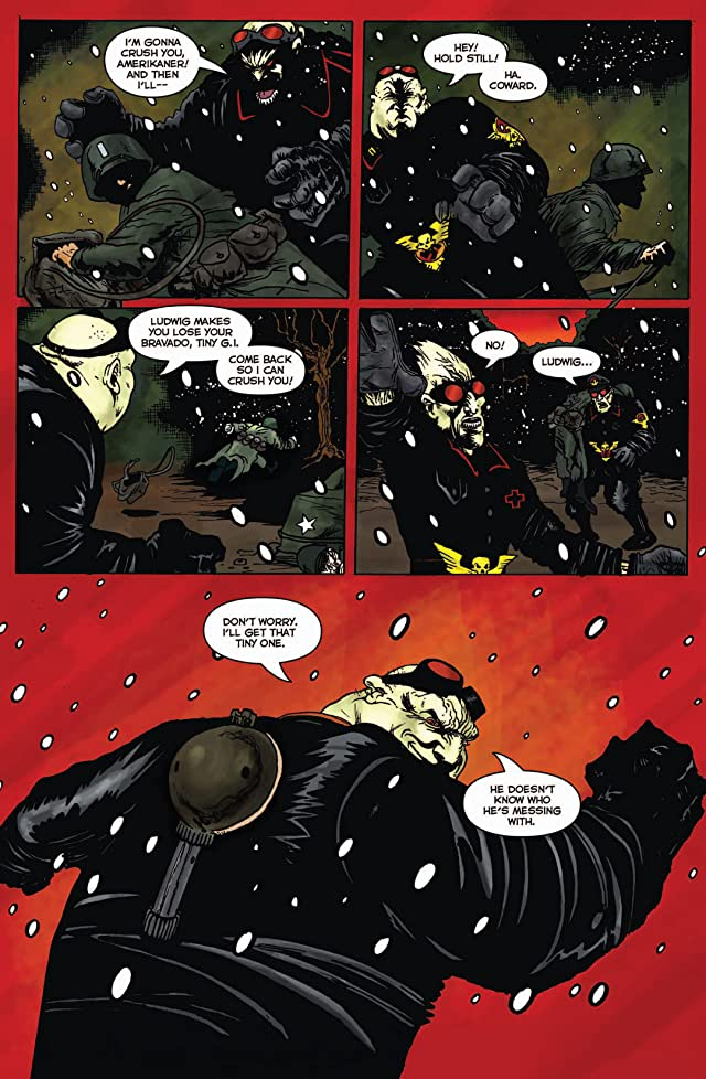 click for super-sized previews of Grunts #2