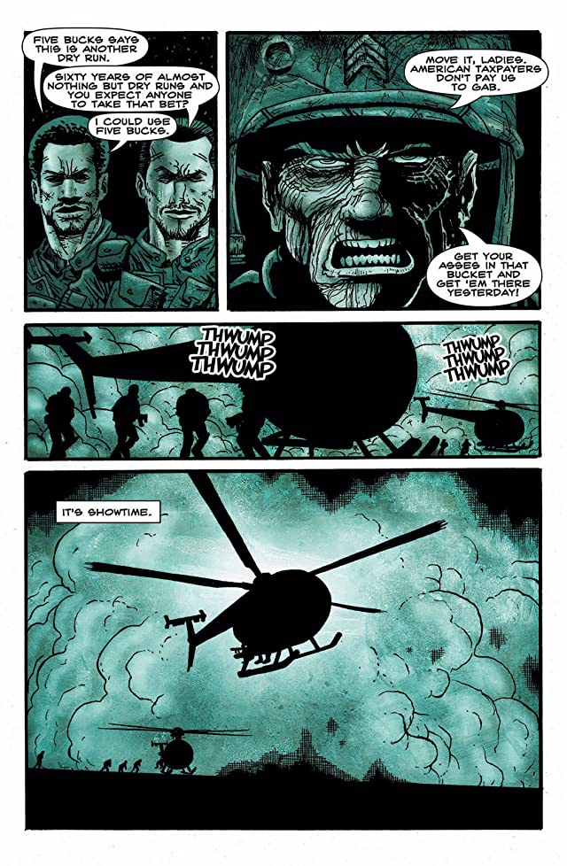 click for super-sized previews of Grunts #3