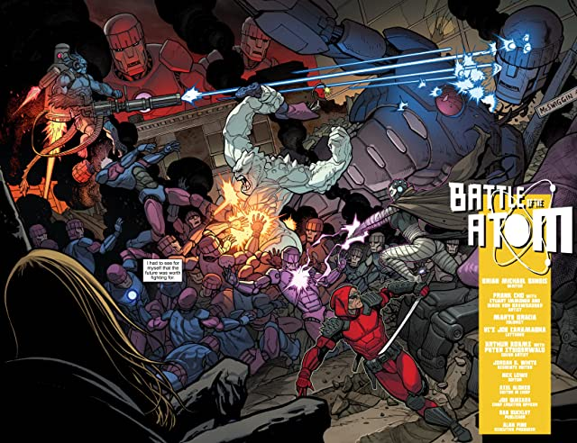 X-Men: Battle of the Atom #1 (of 2)
