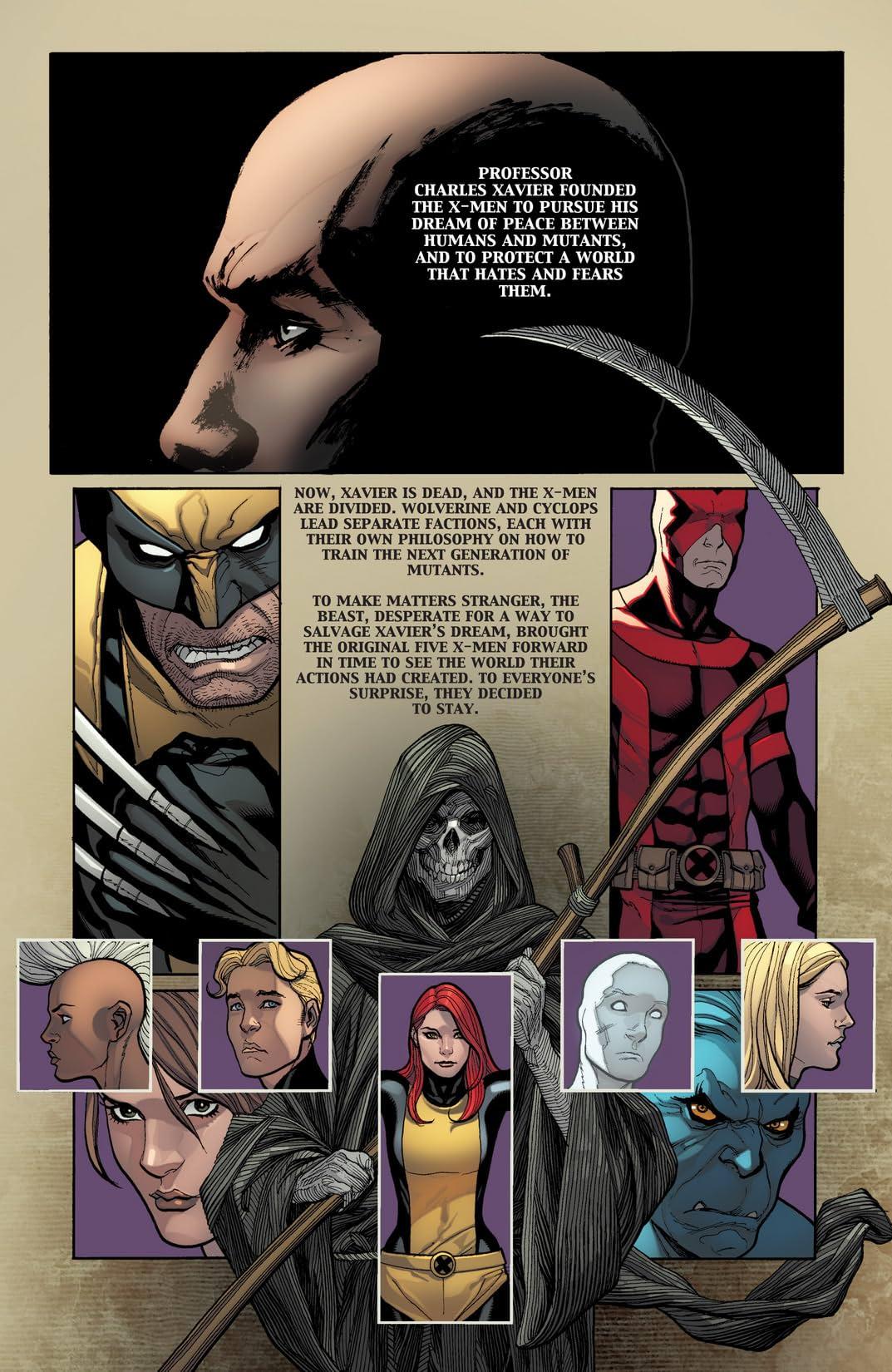 X-Men: Battle of the Atom #1 (of 2)