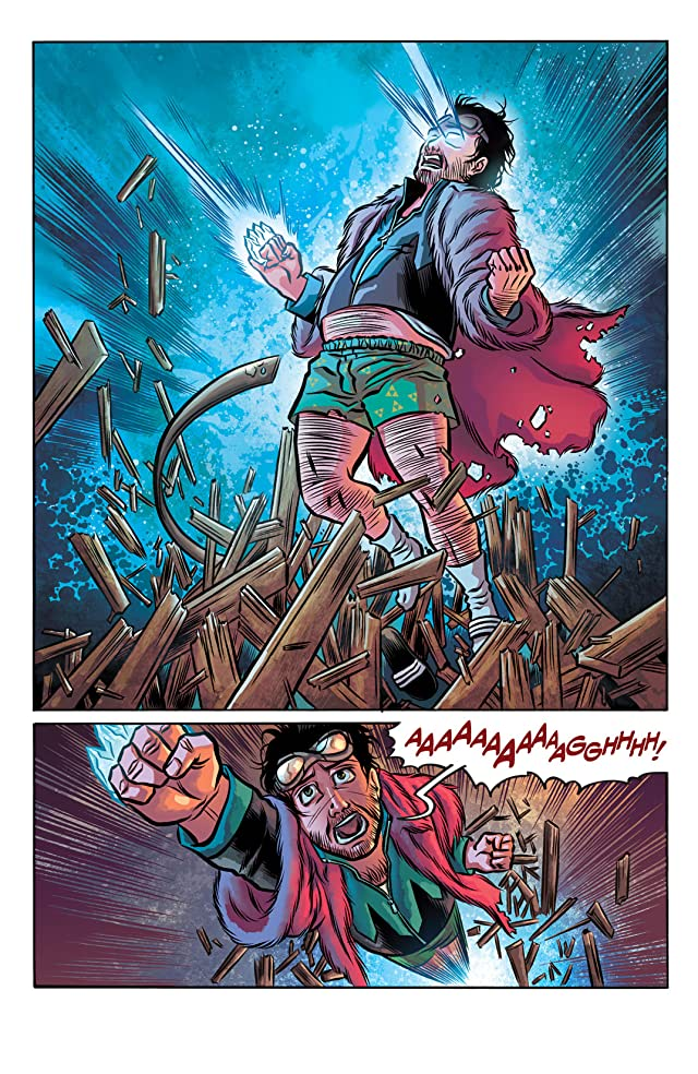 click for super-sized previews of Knuckleheads #3